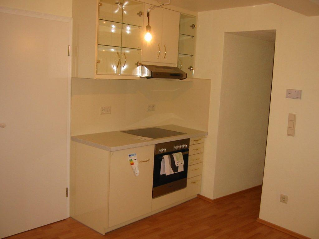 Küchenzeile mit EBK